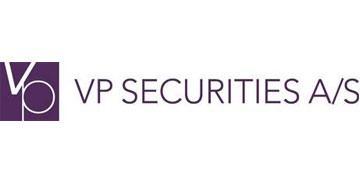 VP SECURITIES A/S