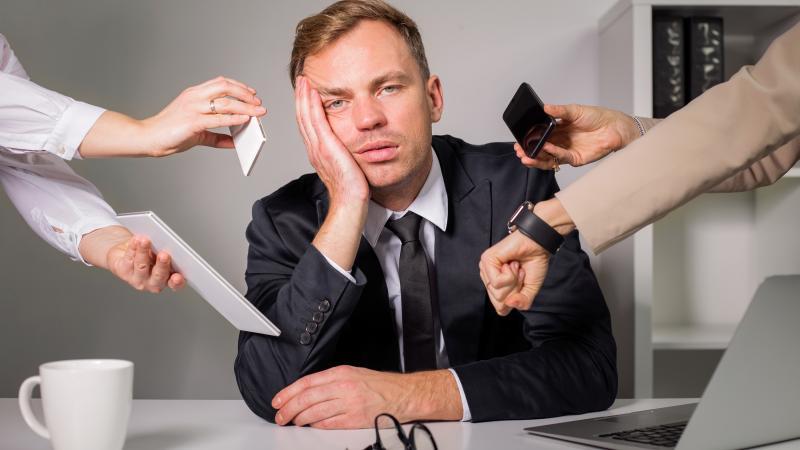 To simple tricks til at undgå stress
