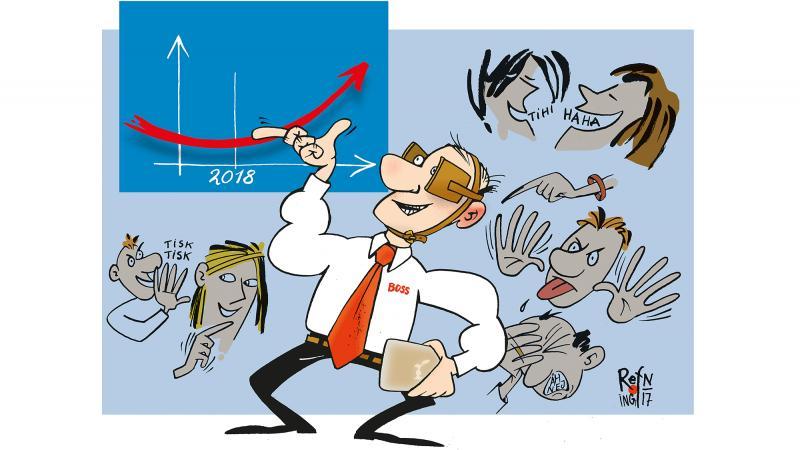 Er din chef en dårlig leder? Fem tegn på håbløs ledelse