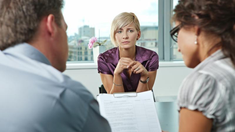 To ord kan ødelægge din jobsamtale